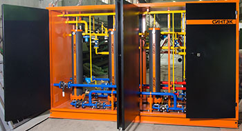 SINTEK manufactures equipment for LPG